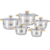 Набор посуды Maestro MR-2206 (10 предметов)