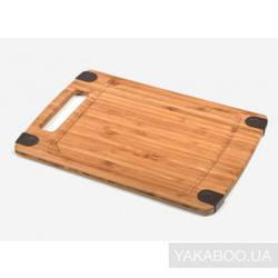 Доска разделочная бамбуковая HILTON BCB 1213