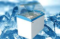 Витрина для продажи весового мороженого JUKA M300SL (6 вкусов)