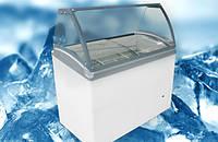 Витрина для продажи весового мороженого JUKA M400SL (9вкусов)