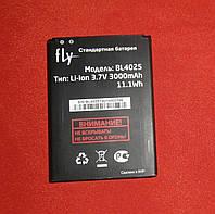 Аккумулятор Батарея Fly IQ4411 BL4025 Б/У!!! Оригинал