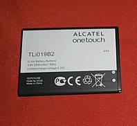 Аккумулятор Батарея Alcatel One Touch 7041D / TLi019B2 Б/У!!! Оригинал