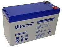 Батарея аккумуляторная Ultracell UL7-12