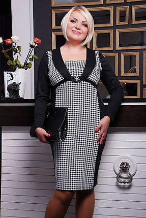 Платье Даниэла (черный), фото 2