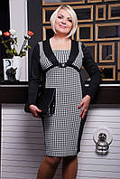 Платье Даниэла LE-6551 (черный), фото 1