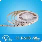 Светодиодная лента RISHANG 2835-128-24V-IP20 12W 3000K (RD00C8TC-A)