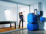 ГВС  Бак водонагреватель. напольный Logalux LT135-LT300