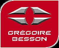 1118370 Ось поворотная Gregoire Besson