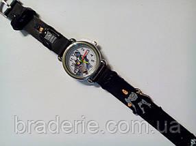 Часы наручные детские Batman черные, фото 2