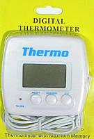 Термометр  цифровой TA-268 (-40+70с)