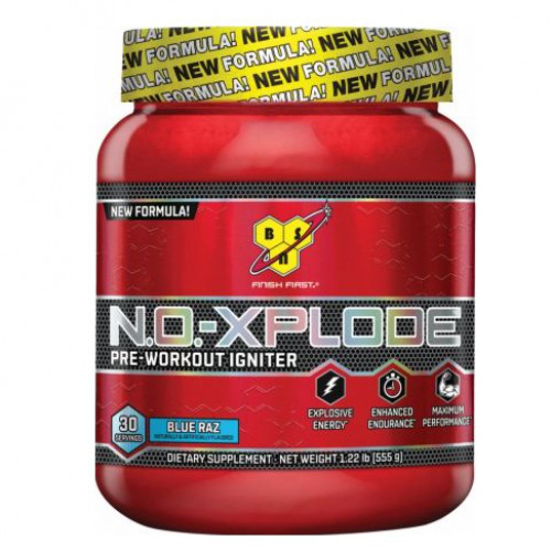 NO-Xplode 3.0 BSN (USA)