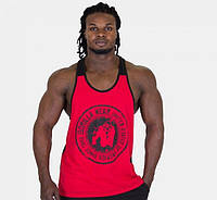 Roswell Tank Top - Red/Black, фото 1