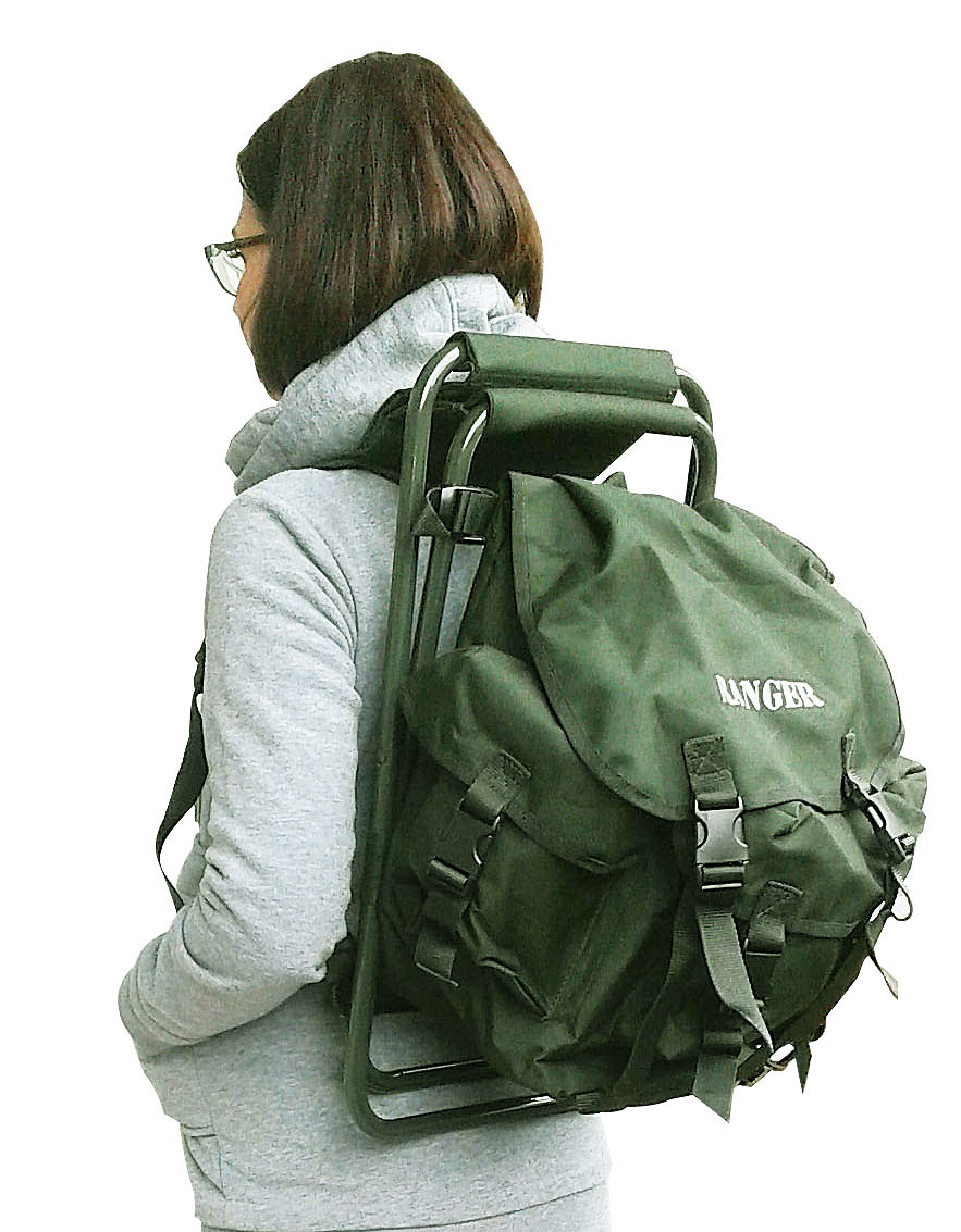 Рюкзак со складным стулом Ranger RBagPlus RA 4401