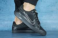 Кроссовки Nike натур кожа  (реплика), фото 1