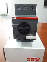 Автоматический выключатель защиты двигателя MS116-6.3