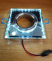 Точечный светильник Z-Light 043 с LED подсветкой (аналог Feron 8170)