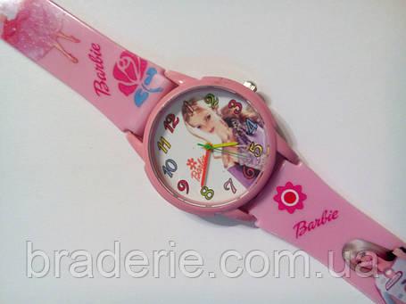 Часы наручные детские Barbie-02 розовые, фото 2