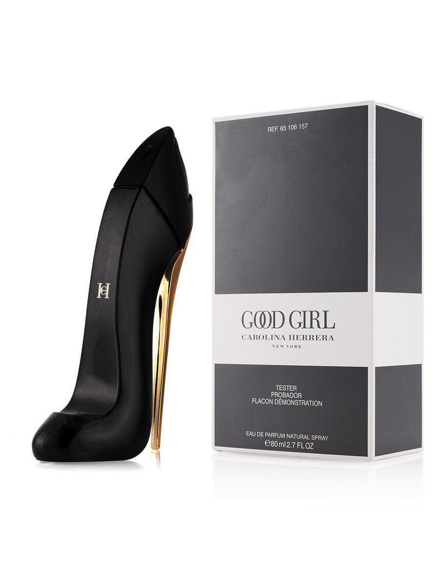 100 мл ТЕСТЕР Carolina Herrera Good Girl (Чёрная туфля) Ж  продажа ... a887953f097