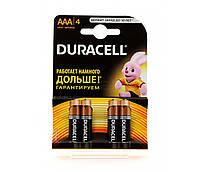 Батарейки Duracell ААА 1,5V LR3