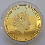 Австралия Год Собаки 5 Dollars 2018 г., фото 2