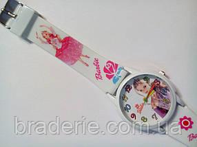 Часы наручные детские Barbie-02 белые, фото 2