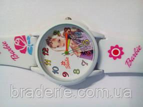 Часы наручные детские Barbie-02 белые, фото 3