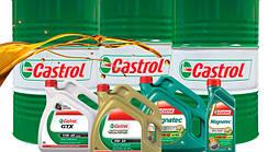 Моторні масла Castrol
