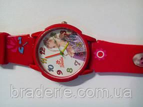 Часы наручные детские Barbie-02 красные, фото 3