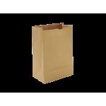 Пакет бумажный с плоским дном для хлеба, выпечки 310х100х40 (крафт бурый 35гр.)