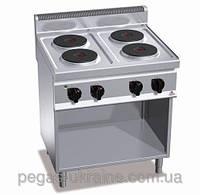 Плита электрическая Bertos E7P4M