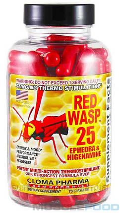 Cloma Pharma Red Wasp caps 75, фото 2