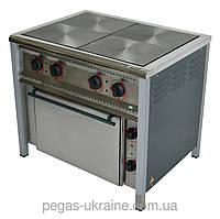 Плита электрическая промышленная Арм-Эко ПЕ-4Ш
