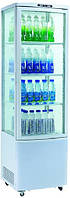 Шафа-вітрина холодильна EWT INOX RT280L