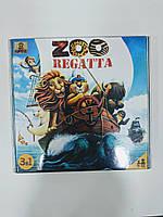 Настольная игра Зоорегата Zoo Regatta Bombat Game