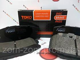 Тормозные колодки диск CJ2-510