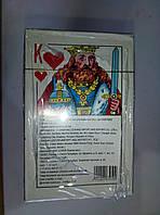 Карты игральные Король, колода 54 карты