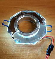 Точечный светильник Z-Light 014 с LED подсветкой (аналог Feron 8020)