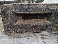 Екатеринославский кирпич ручной формовки Таврический темный, фото 1