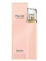 Женская парфюмированная вода Boss Ma Vie Pour Femme Hugo Boss (купить духи хьюго босс мави, лучшая цена)