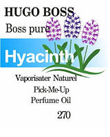 Масляная парфюмерия на разлив для мужчин 270 «Pure Hugo Boss»