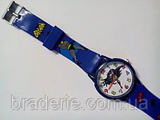 Часы наручные детские Batman-02 синие, фото 3