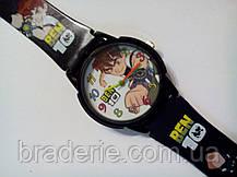 Часы наручные детские Ben-10 02 черные, фото 2