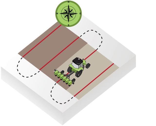 параллельное вождение Hexagon Ti5