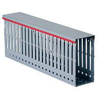 Короб 80х60 RL12, шаг 20мм, перф. 8мм, серый перфорированный