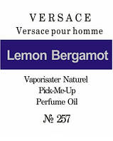 Парфюмерное масло «Versace Pour Homme Versace»