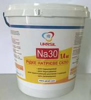 Жидкое натриевое стекло NA30, 50л, фото 1