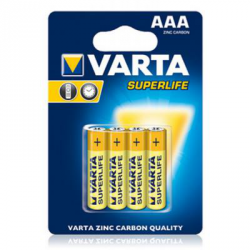 Батарейки Varta superlife R3/AAA 1.5V