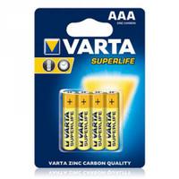 Батарейки Varta superlife R3/AAA 1.5V
