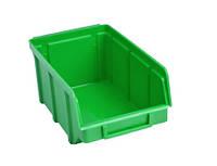 Складской ящик малый 155*100*75 мм  зеленый