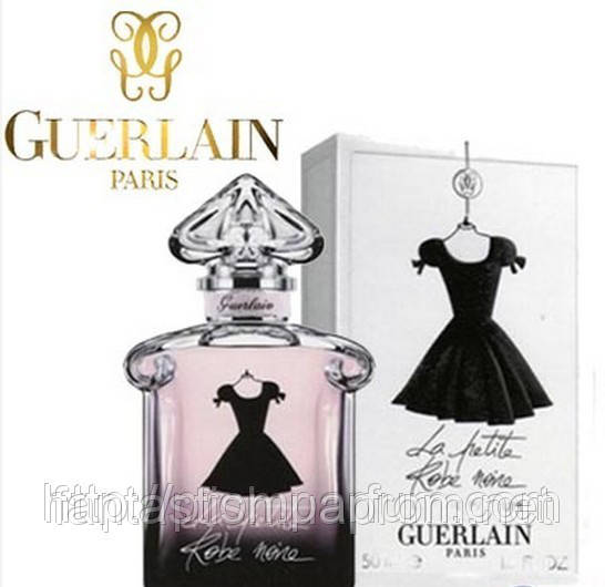 118cd15e015 Женская парфюмированная вода Guerlain La Petite Robe Noire (купить духи герлен  черное платье) -